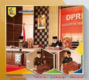 Perda RTRW Resmi Digedok, Pansus Rekomendasi 4 Point