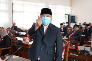 Sriyono, S.Pd Resmi Diusulkan Menjadi Calon Pengganti Ketua DPRD Kabupaten Wonogiri
