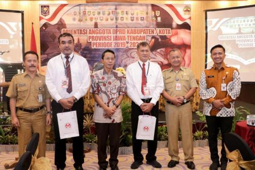 Orientasi Anggota DPRD Kabupaten Wonogiri Periode 2014-2019